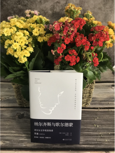 黑塞经典《纳尔齐斯与歌尔德蒙》出新版,京东热销中