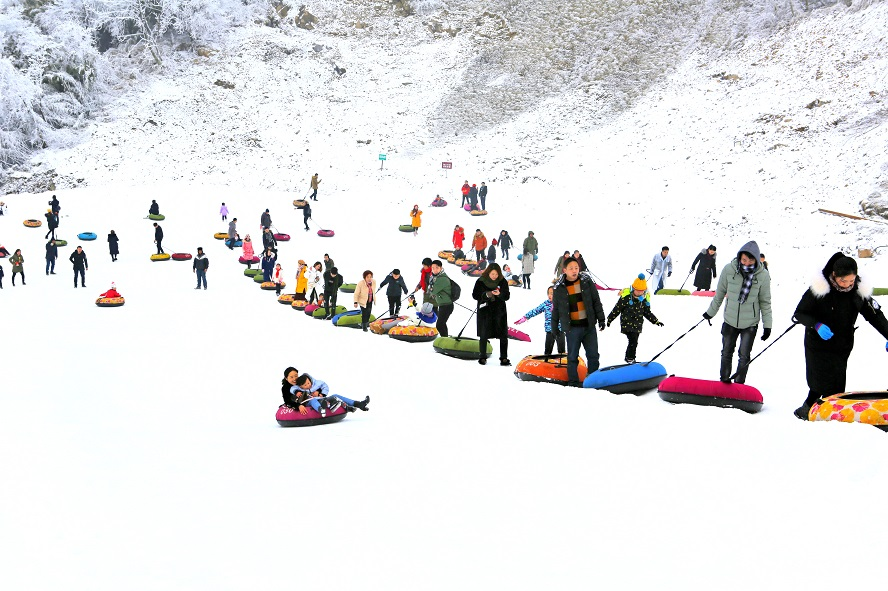 九皇山,到北川旅游不可错过的国家AAAA级旅游景区