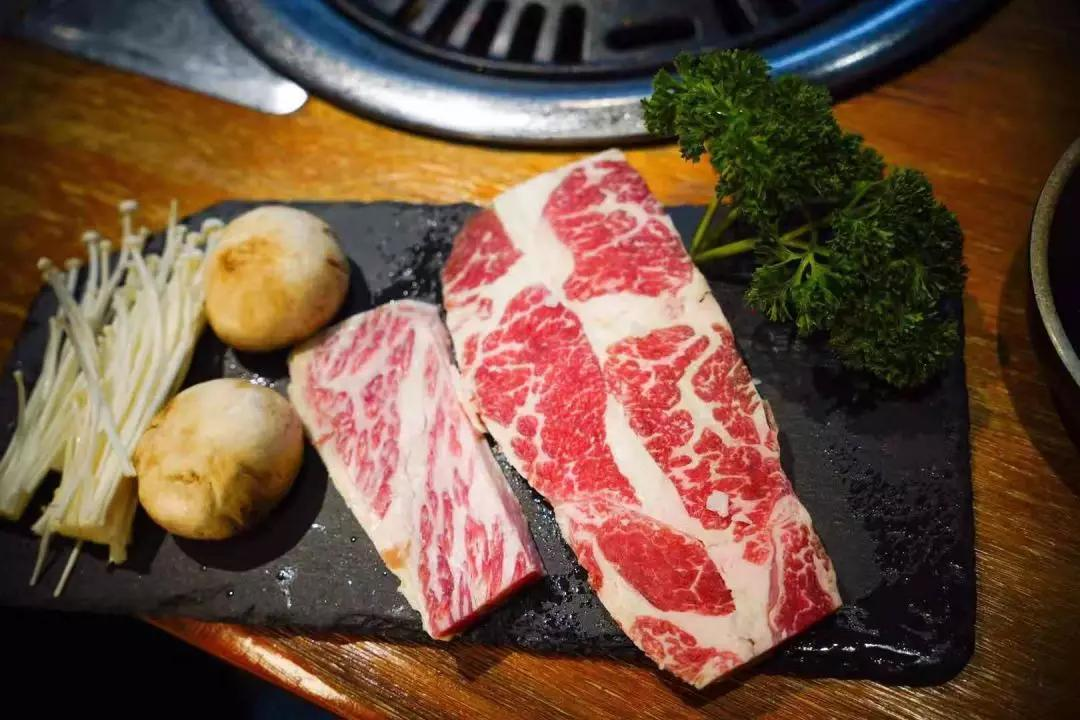 貴陽阿里阿里烤肉:肉