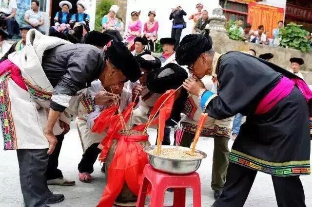 """""""大禹祭祀""""""""北川羌年""""""""沙朗节""""成北川三大文化节庆品牌"""