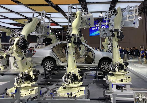 2020年工业机器人产业会迎来拐点吗?