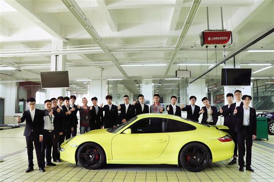 学汽修留学韩国拿双学位!国内著名汽车学校上海博世汽车学校推出韩国国际留学新专业