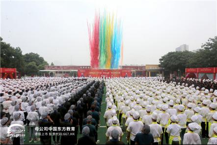 杭州新东方:学厨师的你究竟比别人强在哪里?
