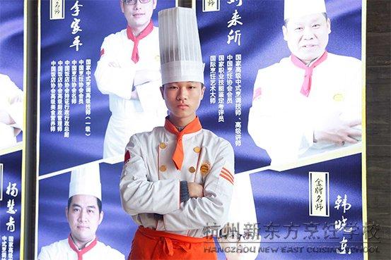 杭州新东方新生专访|段文杰:我的青春是热血拼搏的日子