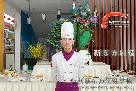 杭州新东方新生专访|刘新泽:年轻的魅力是敢于追求自己的梦想