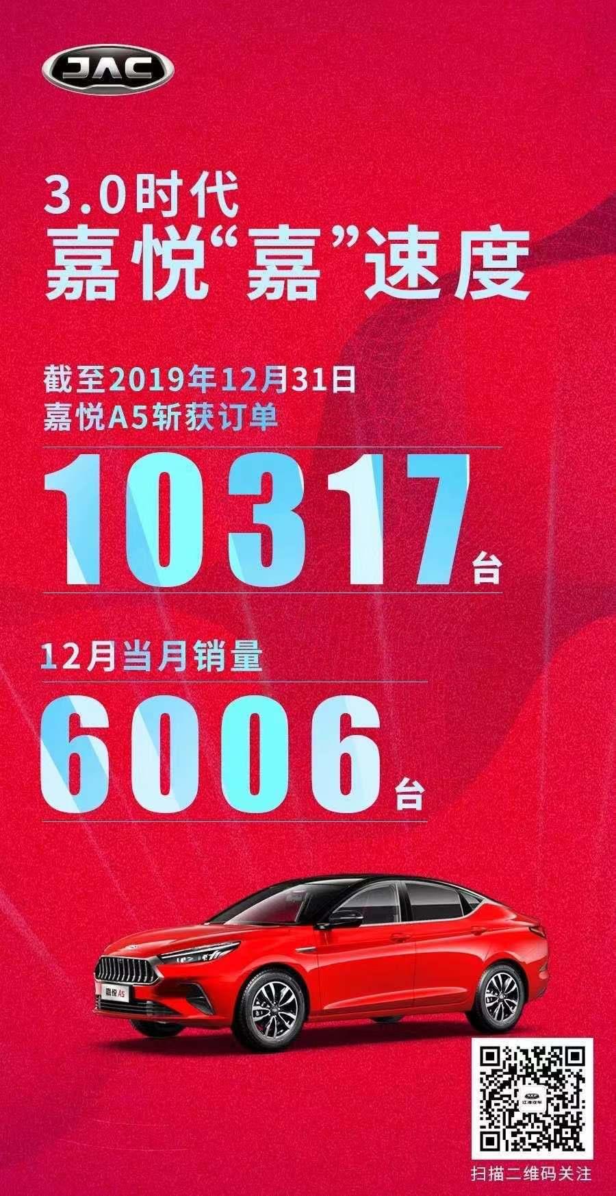 嘉悦A5安顺区域2020年用户集中交车盛典成功举行