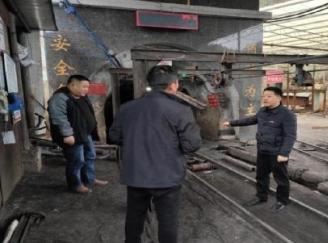 瓮安经济开发区开展集中整治和大排查大整治大演练工作