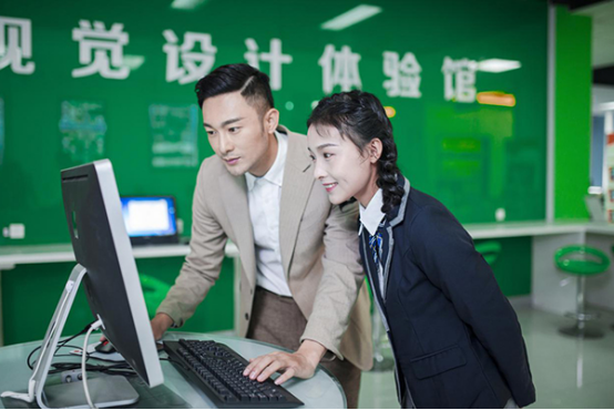 年前择校,为数媒家长都选择来江西新华实地考察?