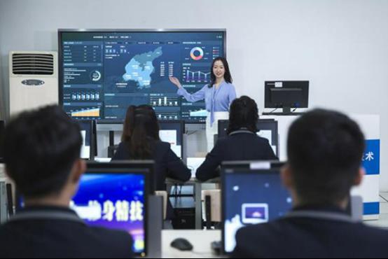 学技术为什么选择江西新华之专业篇