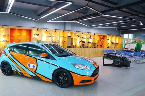 上海博世汽修學校:汽車教學全新升級,擁抱5G、AI人工智能、智慧城市等时代变化
