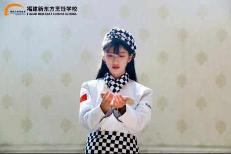 情人节活动 福建新东方烹饪学校@你一起为爱发声!