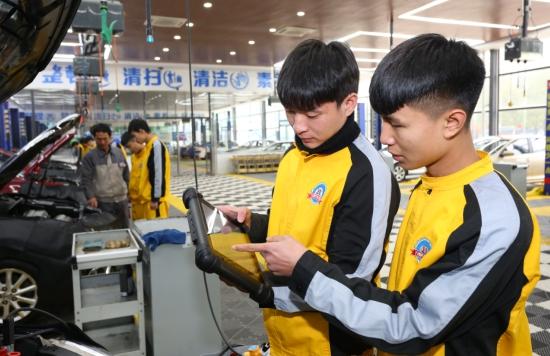 湖南万通:省教育发布职业教育工作要点,湖南万通在行动