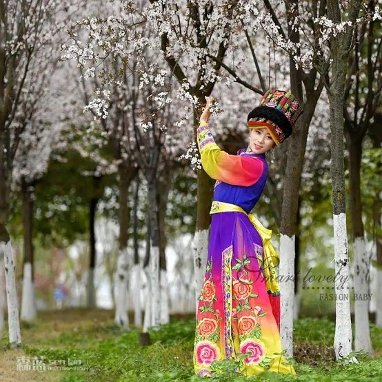 春回北川,邀你繁花与共