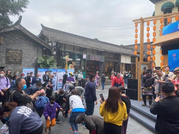 """北川旅游推介会在蓉举办 广邀市民""""疫后""""深度游"""