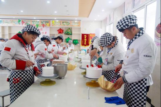 长沙新东方:想学做蛋糕,怎么选蛋糕培训学校?