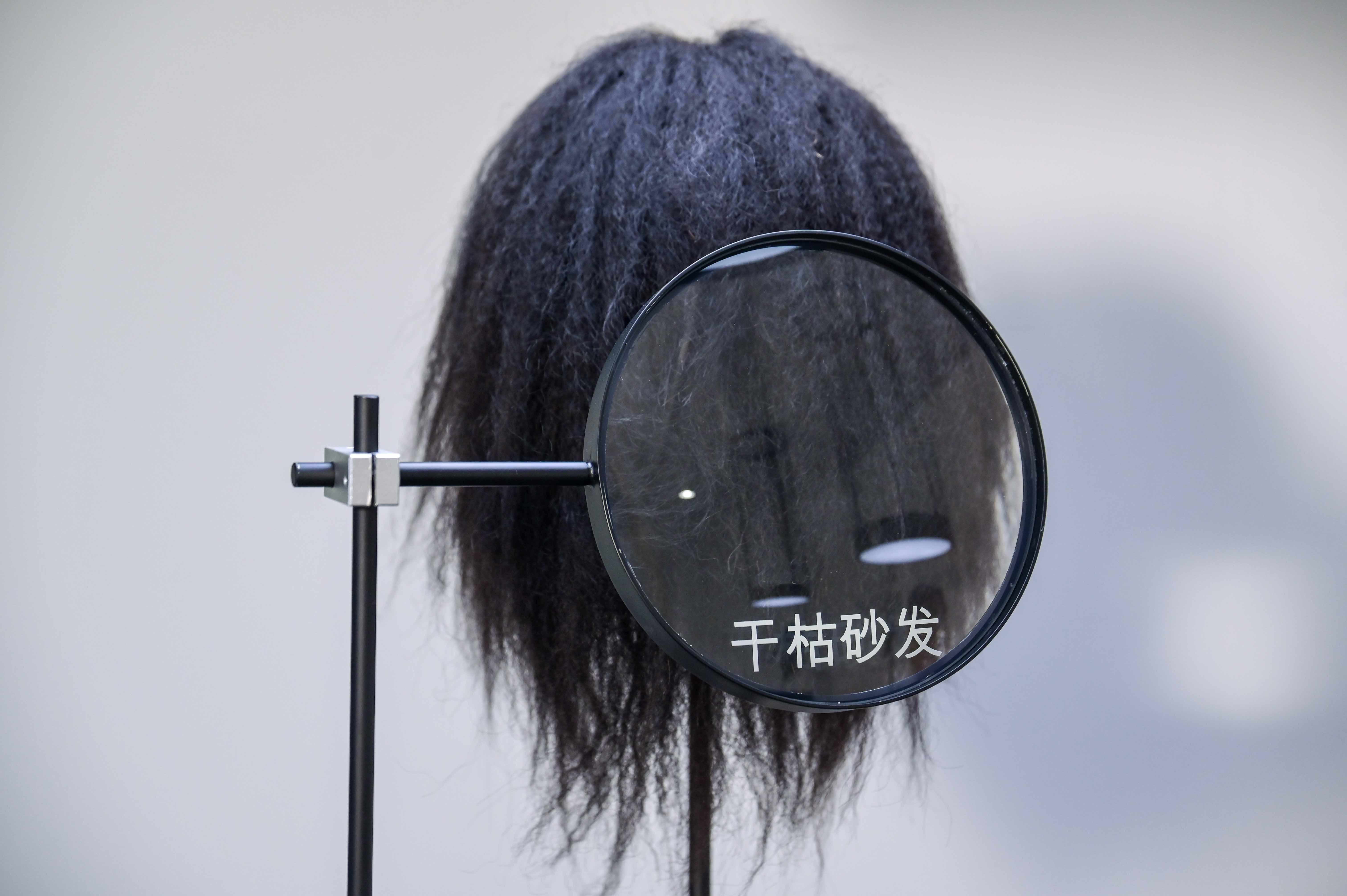 探访戴森头发科学博物馆,体验精准健康护发纪元