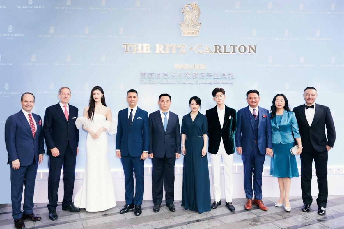 """南京丽思卡尔顿酒店正式启幕,演绎""""文学之都""""的雍雅风华"""