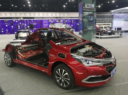 新能源汽车销量稳步上升