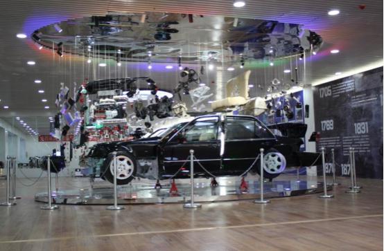 北方汽车教具整体实训室——职业院校汽车专业交钥匙工程