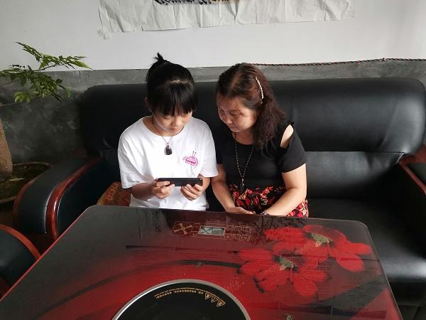 """兴义市木贾办枫塘学校开展""""学生心理健康调研工作""""的活动"""