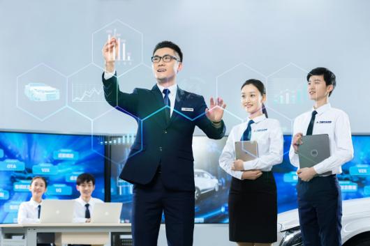 呼和浩特万通:学汽车智能网联专业好找工作吗?行业前景怎么样?