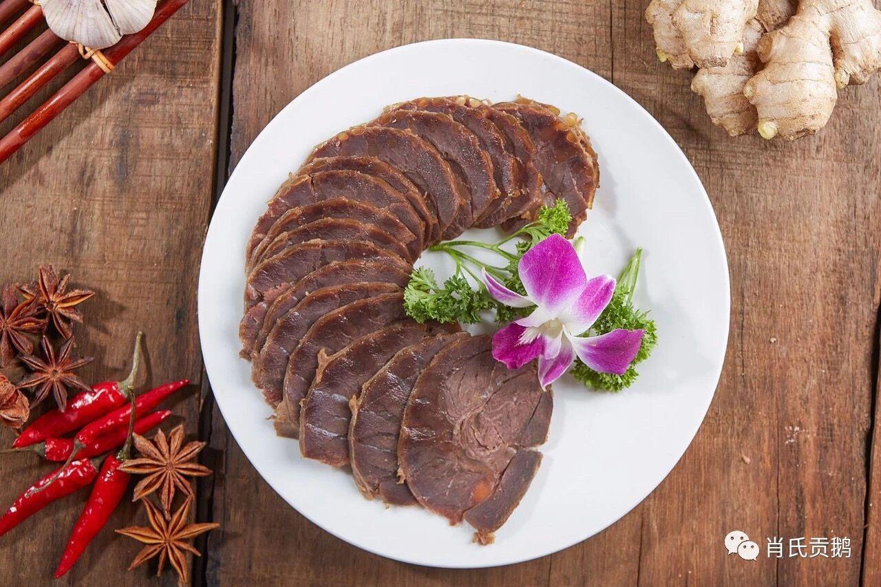 探索老合肥的美食记忆,肖氏贡鹅是否是你的最爱?