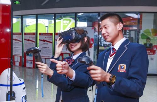 江西新华:职业教育,重在培养学生真本事