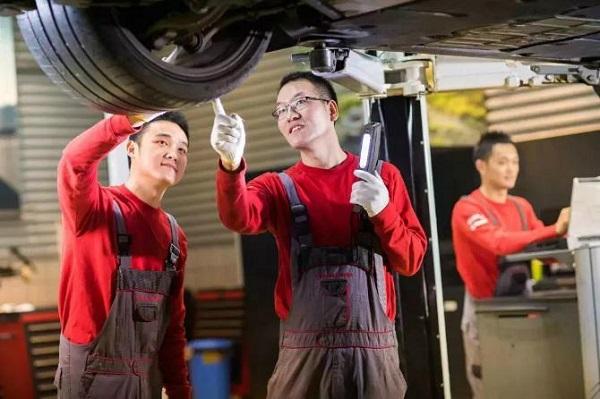 车轮互联品牌全线升级之际,车轮互联与著名汽车院校上海博世汽车学校达成全面战略合作