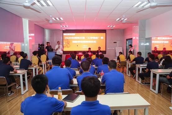 湖南万通教学务实创新:打造工学结合的高效课堂