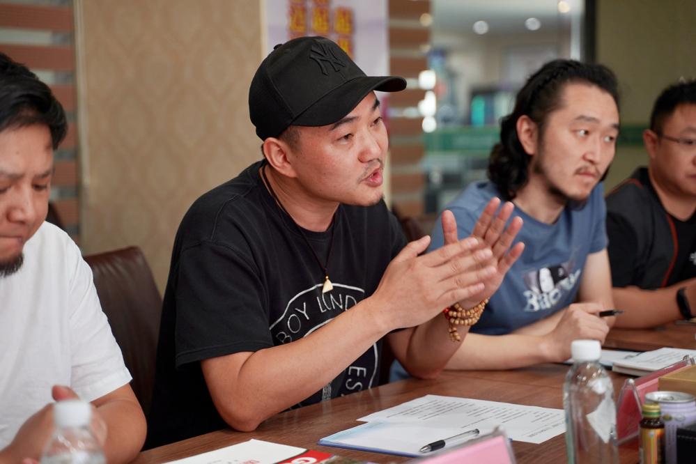 国科集团与小木标公司签约仪式在贵阳举行
