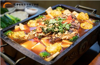 福建新东方:美食品鉴会丨靠美味征服你!