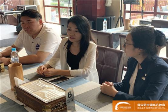 就业保障 天津新东方走进合作单位津卫大酒店,暖心回访毕业学子