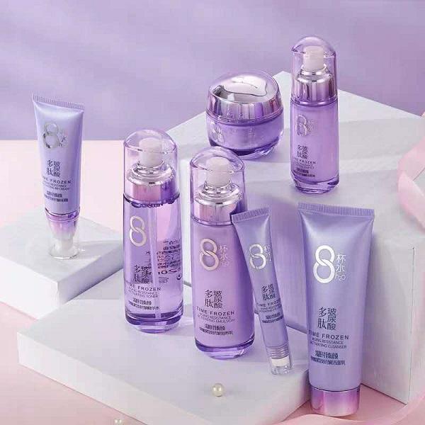 花漾精选辑美妆逃跑女性市场 打造出优质女性护肤品牌