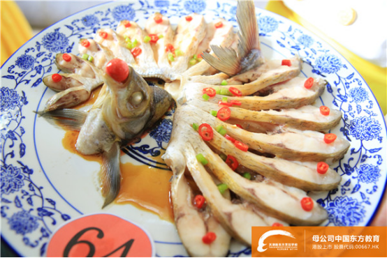"""天津新东方津菜宝藏之""""鱼""""你同行烹饪大赛——带你津津有味花样吃鱼"""