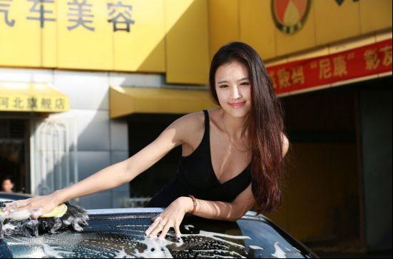 学汽车美容好不好就业创业?读上海博世汽修学校这个汽车美容专业,学好只要两个月!