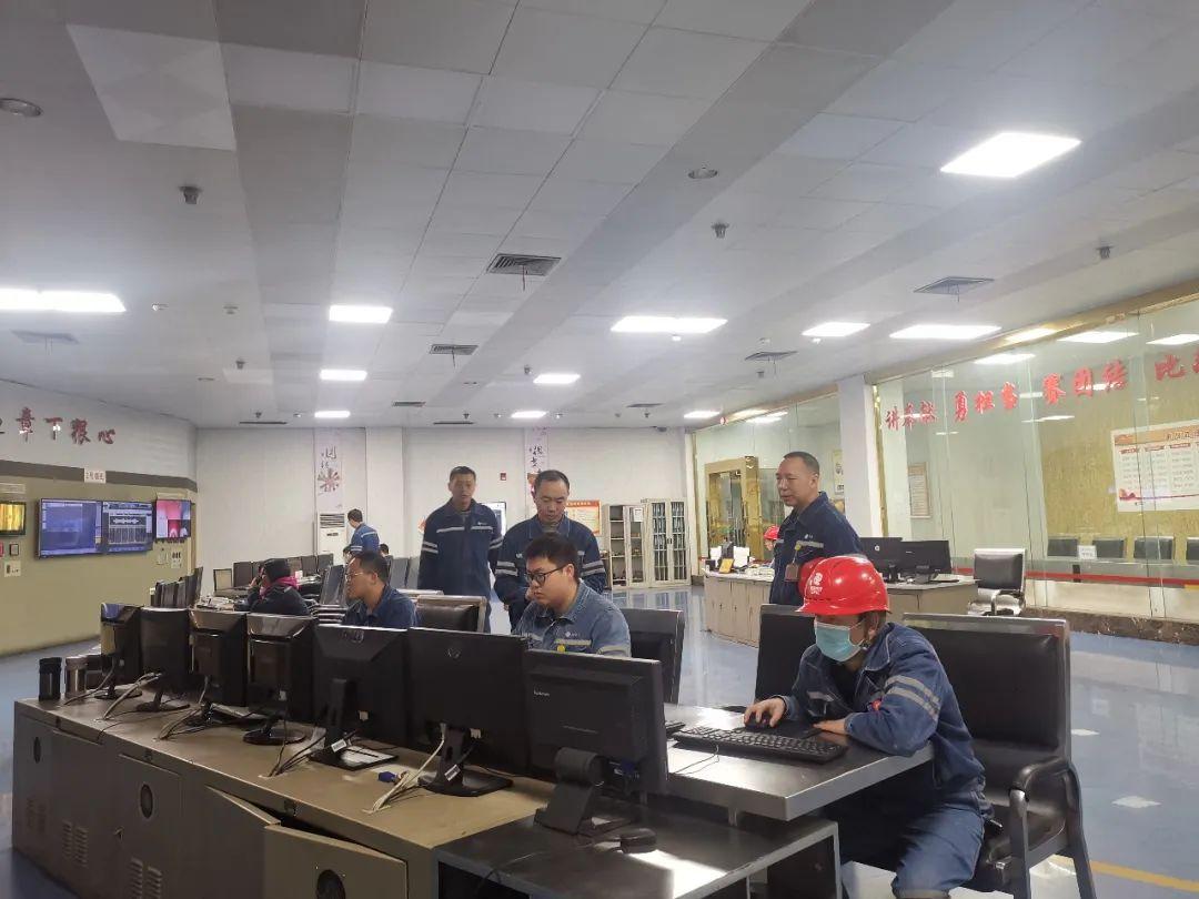 黔北电厂:发电10亿度   实现开门红