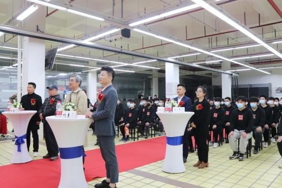 上海博世汽修学校与联合国训练研究所上海国际培训中心共建高技能培训基地