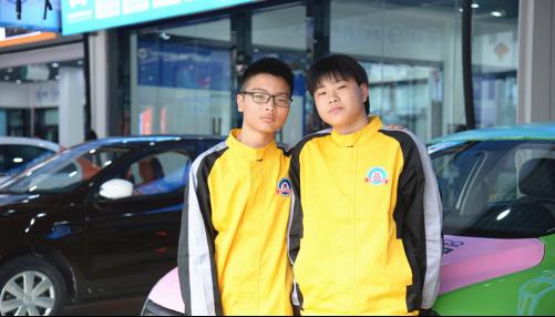 向职业城轨人进发,垫江兄弟俩的快乐学习生活已开启