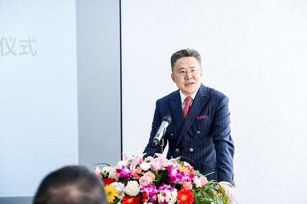 百君(贵阳)律师事务所在恒大中心隆重举行揭牌仪式