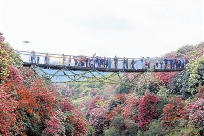 毕节:加快旅游产业化步伐  激发旅游发展新动能