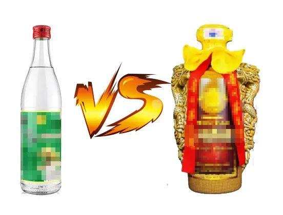 九块九一瓶的酱酒都有人敢买?酱香酒的价格差异到底在哪?