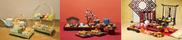"""进京上""""潮"""",万豪国际集团北京地区酒店联袂呈现国潮食趣下午茶体验"""