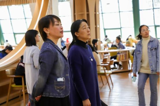 提升教育教学品质,丰富专业课程教学——杭州新东方组织教师赴浙江大学参观学习