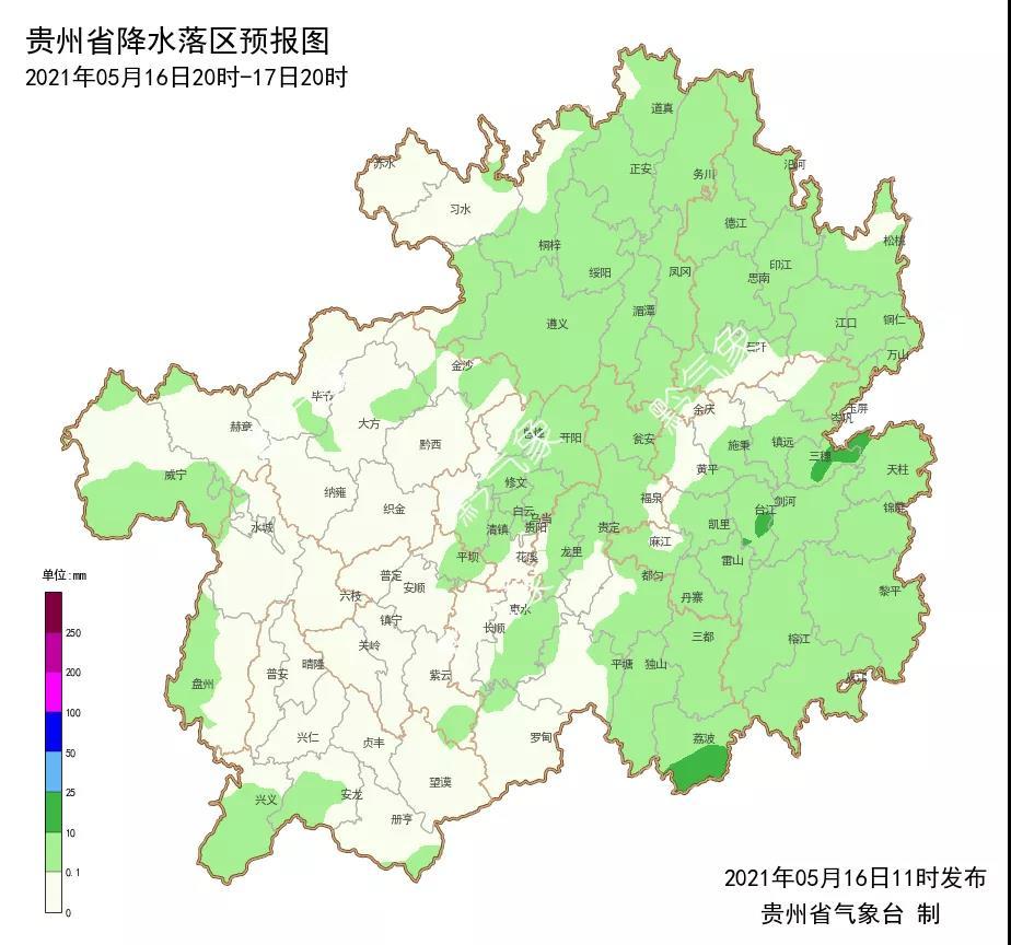 暴雨、冰雹、大风!贵州本周将有两场强降雨