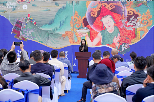 重新发现丽江|华侨城丽江唐卡四百年艺术展璀璨盛启!
