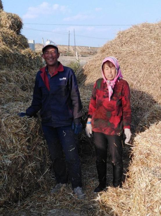 中和农信助力农户走上致富路